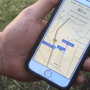 Phone Navigtation Apps, It's Illegal For NSW Learners To Use