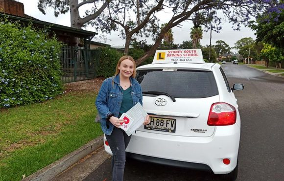 Another Pass for Sydney South Driving School in Warwick Farm