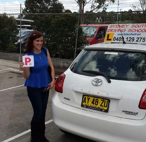Well Done Josie on a Fantastic Driving Test PASS in Liverpool!!!